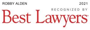 Robert Alden: Lawyer of the Year 2012, 2019, 2020